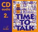 Time to Talk - 2. díl CD audio